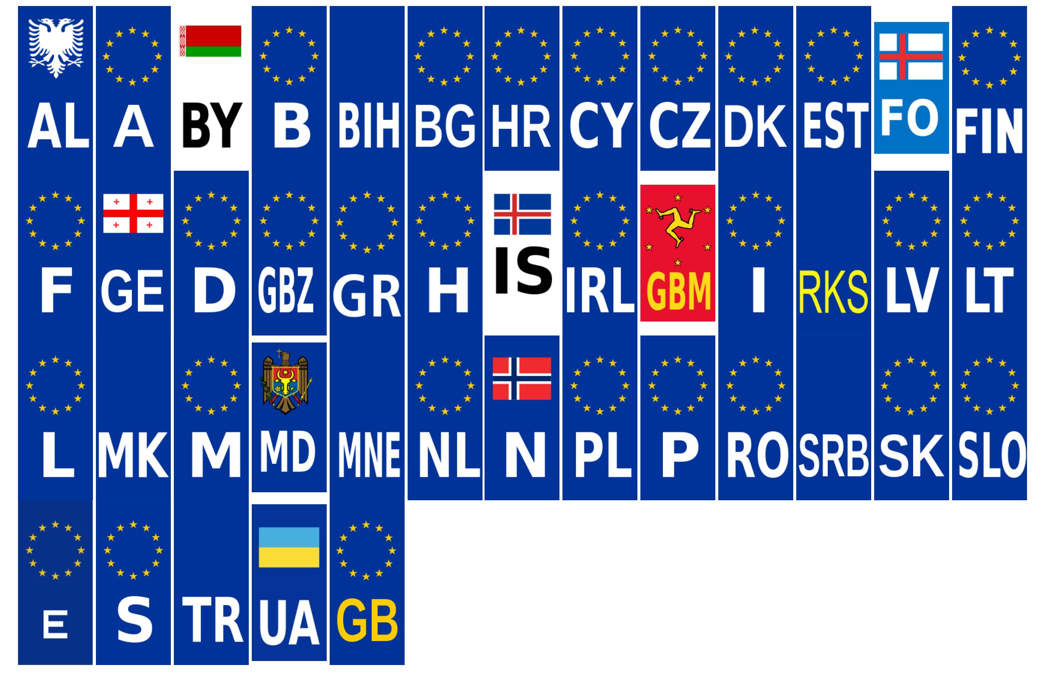 Inmatriculari de autoturisme noi in Uniunea Europeana – Ianuarie 2021