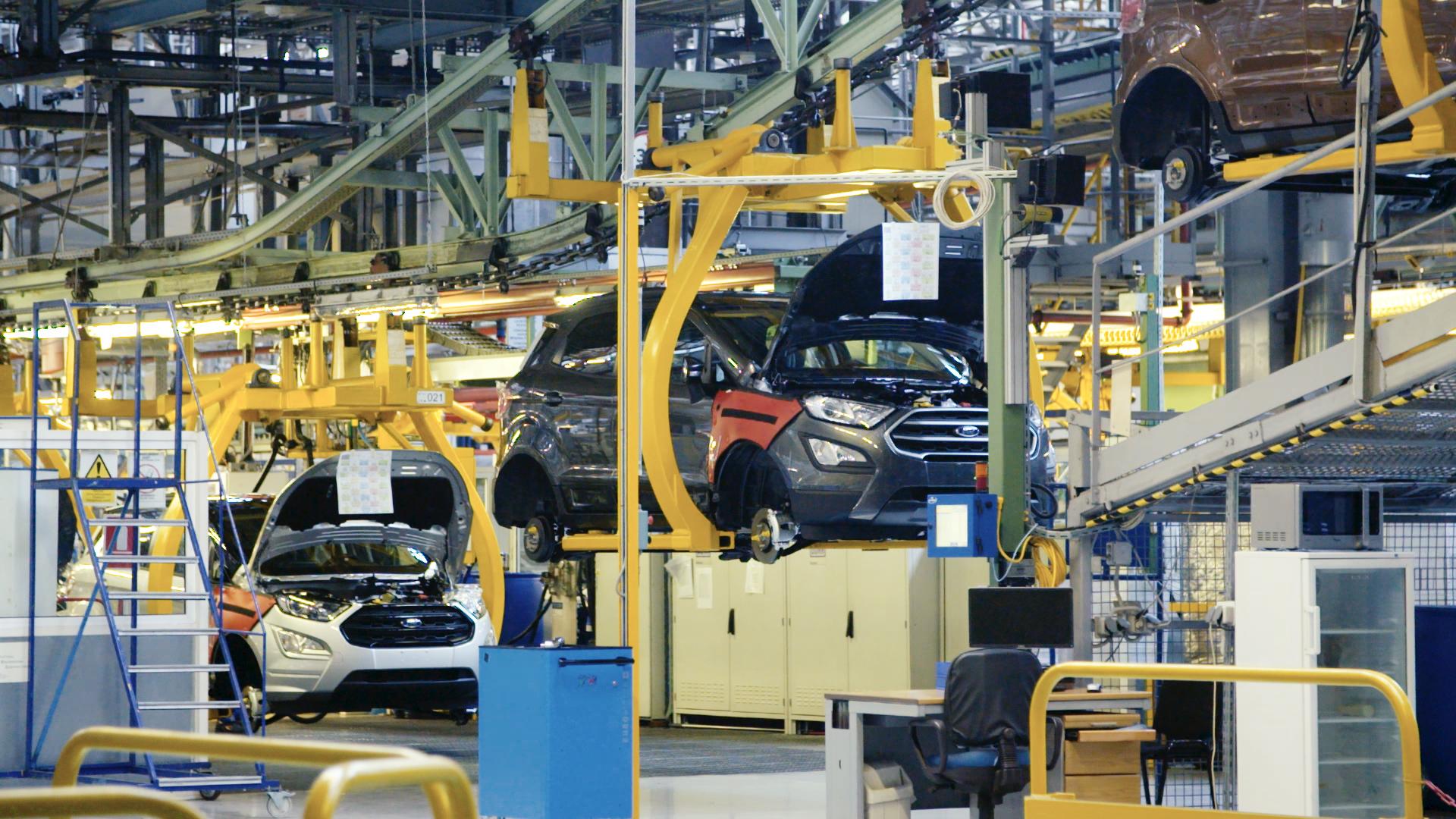 Rolul si importanta industriei auto europene in UE