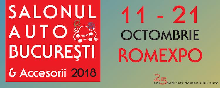 ACAROM va invita sa participati la Salonul Auto București & Accesorii