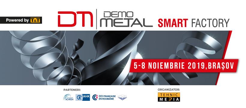 Participati la cea de-a 11-a editie a Demo Metal, 5-8 noiembrie 2019, Brasov