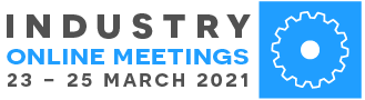 Industry Online Meetings 2021, March 23 to 25