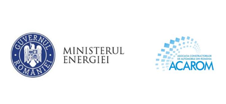Reprezentantii ACAROM – intalnire de lucru cu domnul Virgil Popescu – Ministrul Energiei