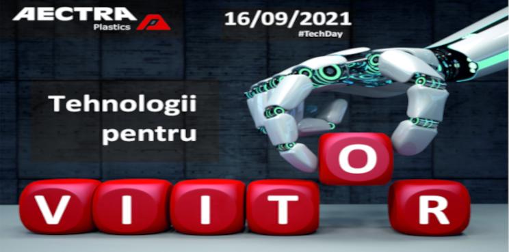 Participati la AECTRA Plastics #TechDay – 16 Septembrie 2021